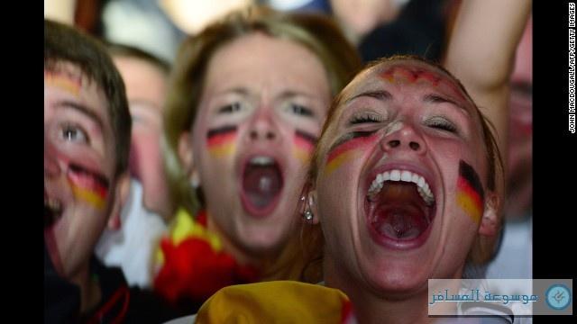 فوز ألمانيا على البرازيل