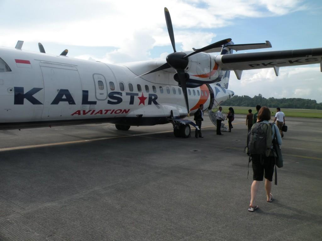 جزر ديراوان في اندونيسيا