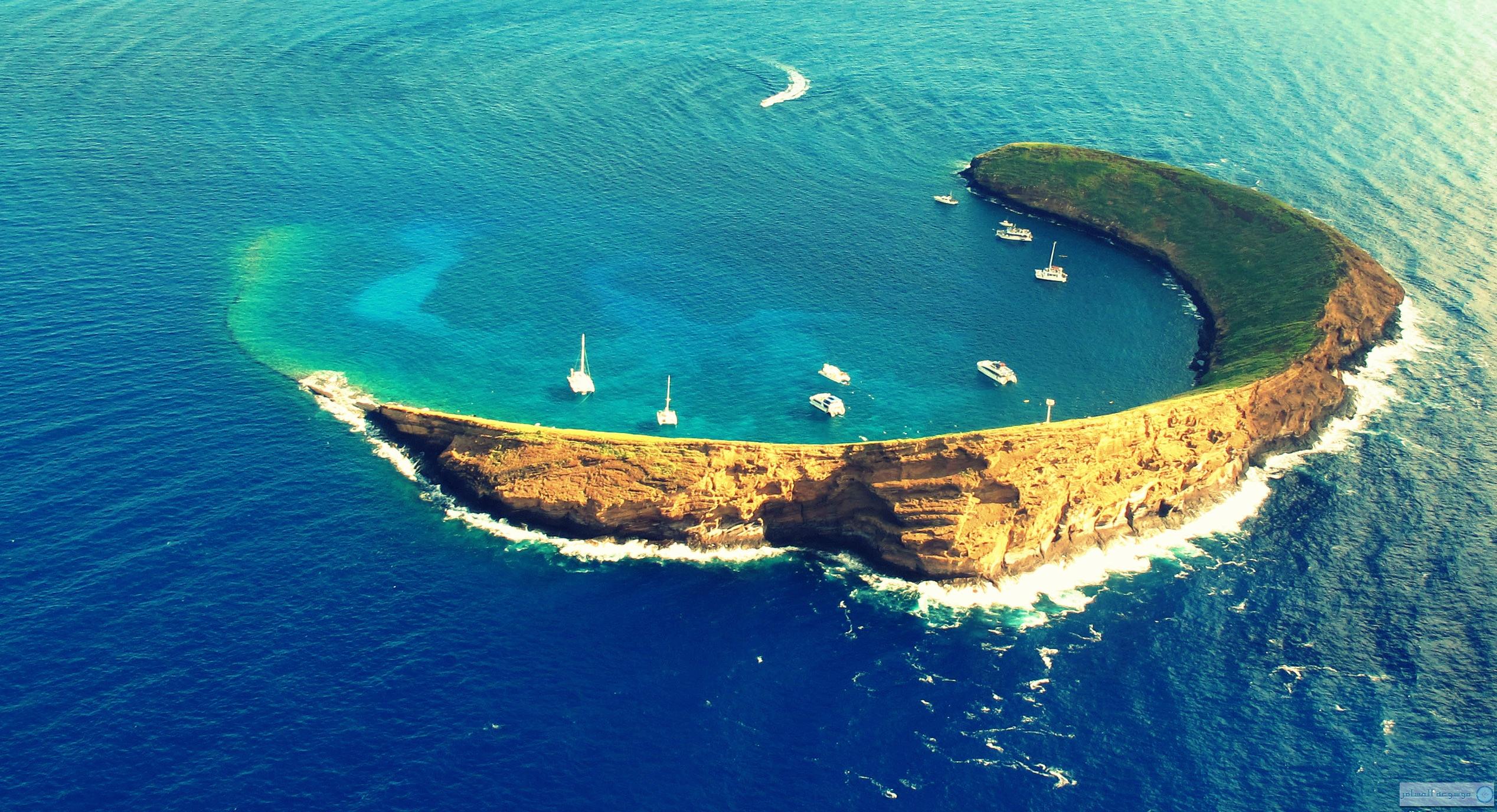 Molokini-Island