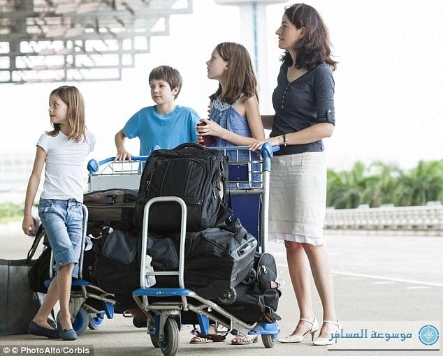 نصف المسافرين ليس لديهم فكرة عن موعد انتهاء جواز سفرهم.. و17% نسوا إحضاره