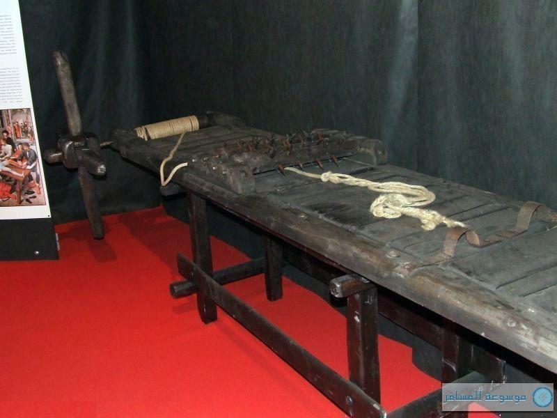 أدوات التعذيب
