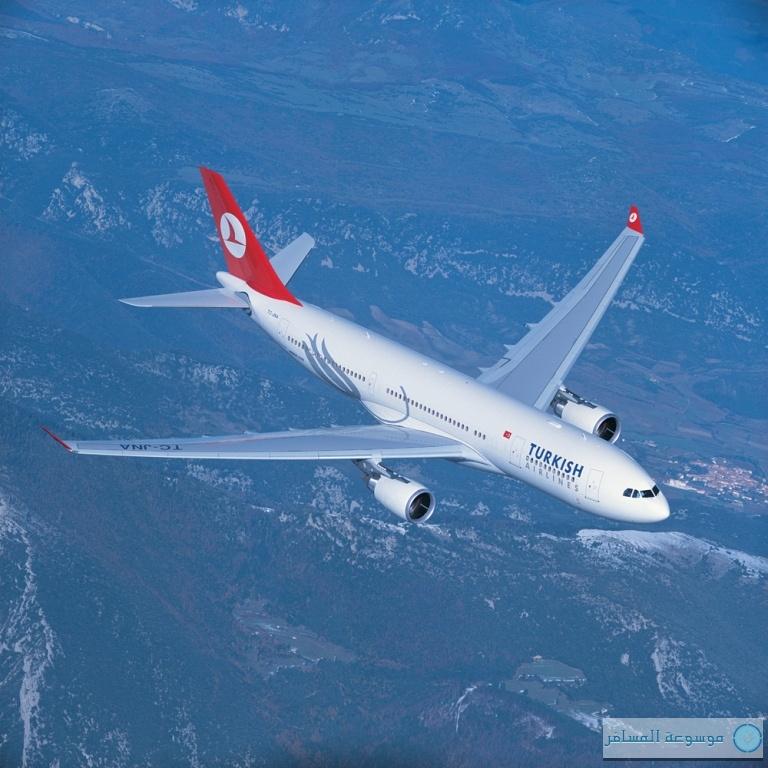 الخطوط الجوية التركية ، رحلات أبوظبي - اسطنبول