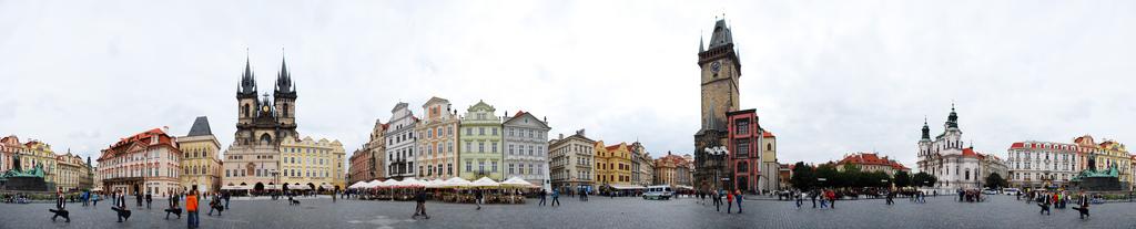 المعالم السياحية في براغ