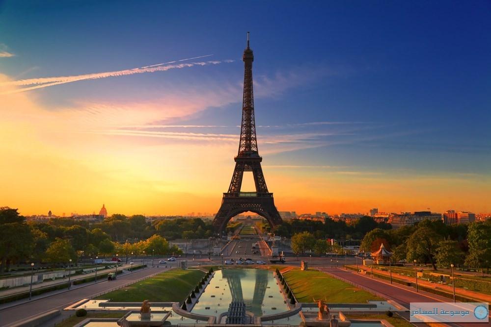 برج إيفل أيقونة عالمية4