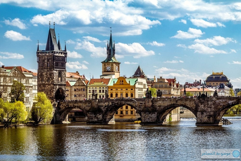 معالم سياحية في براغ