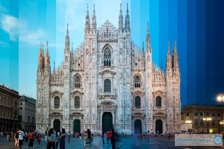 كاتدرائية-ميلانو