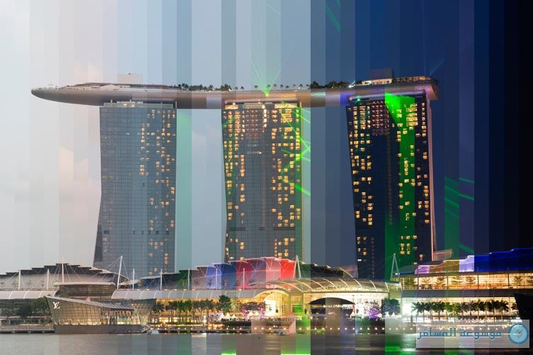 مارينا-باي-ساندس-سنغافورة