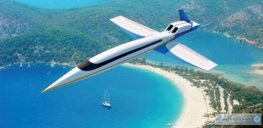 طائرة أسرع من الصوت
