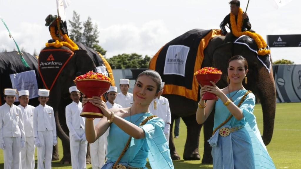 كأس-الملك-بولو-الأفيال-تايلاند