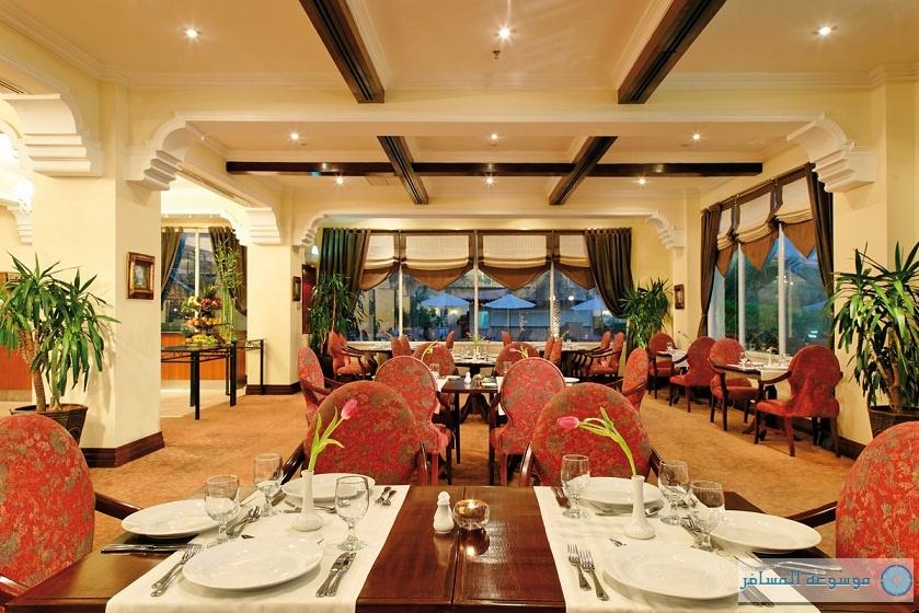 مطعم بايز في فندق موفنبيك الحرة