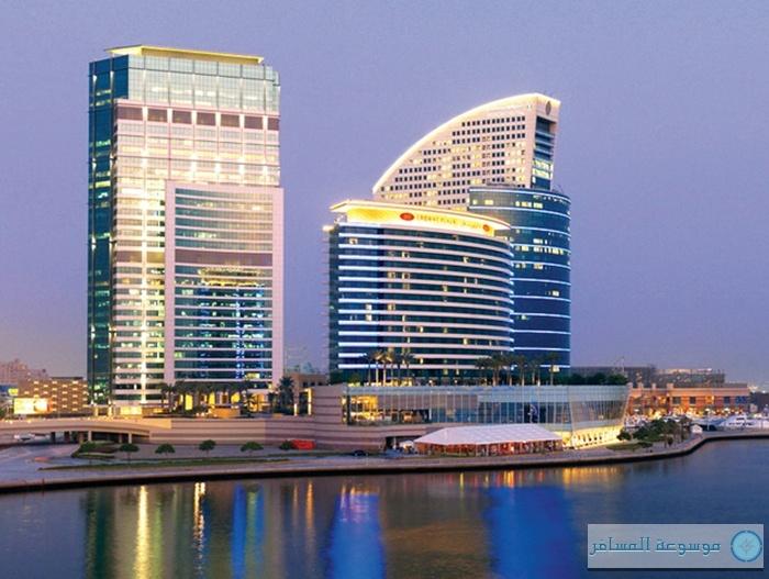 إنتركونتيننتال دبي فستيفال سيتي