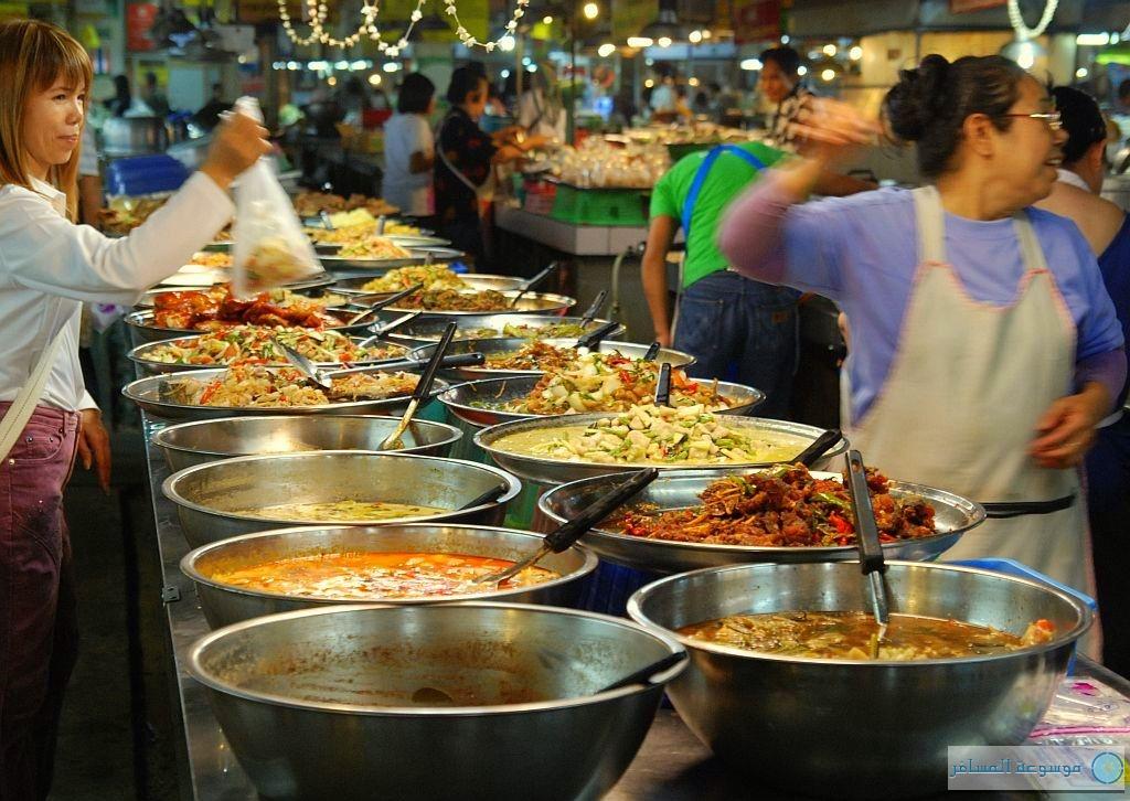 المأكولات التايلاندية