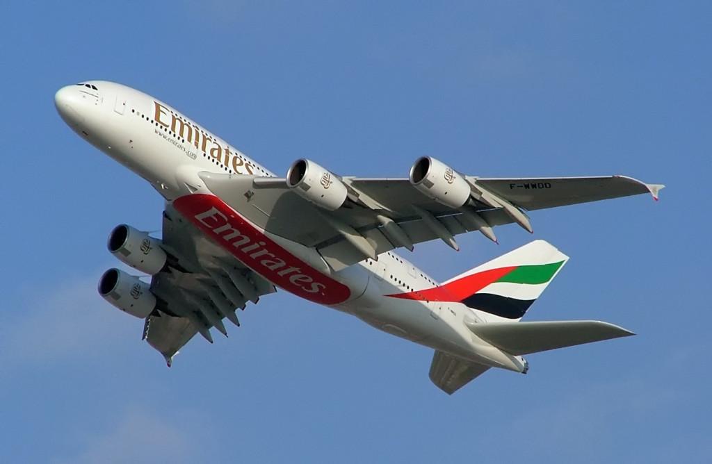 طيران الإمارات Emirates A380