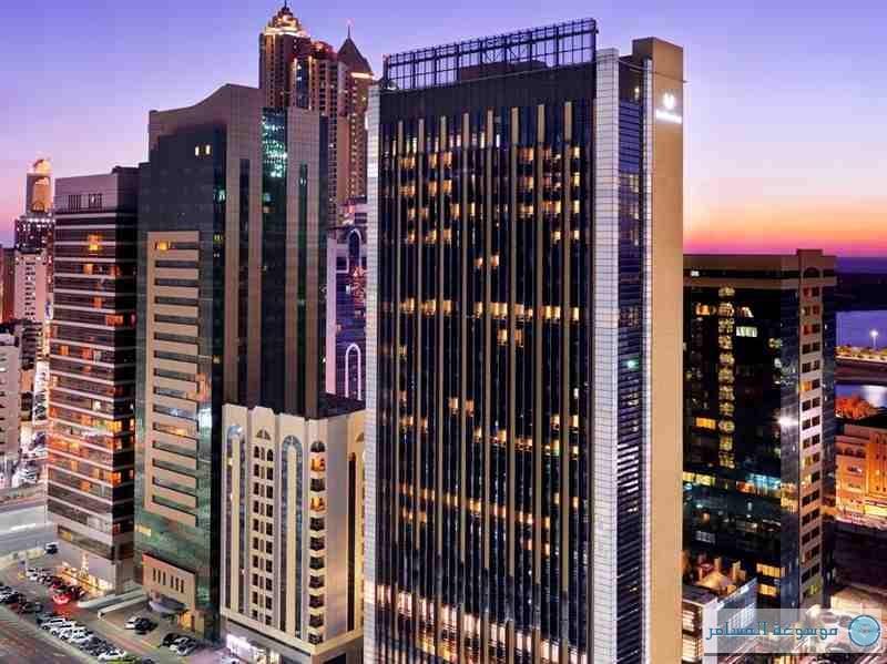 فندق سوثرن صن أبوظبي