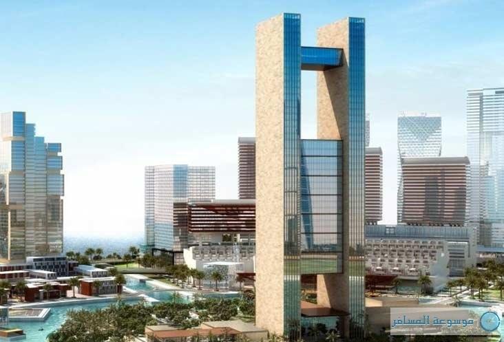 فندق فورسيزونز خليج البحرين