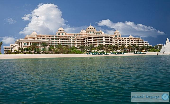 فندق قصر الزمرد كمبنسكي دبي