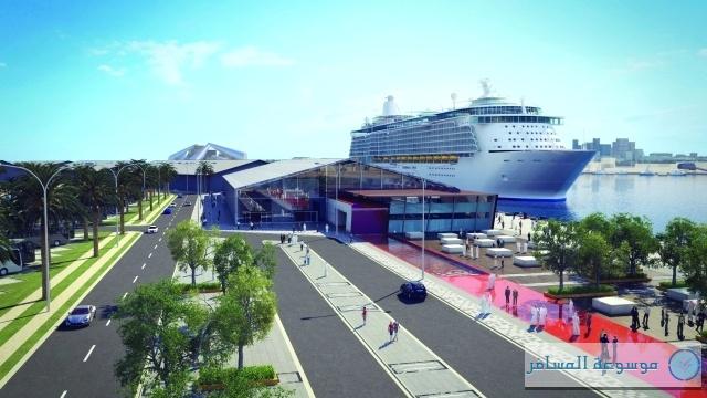 محطة أبوظبي للسفن السياحية