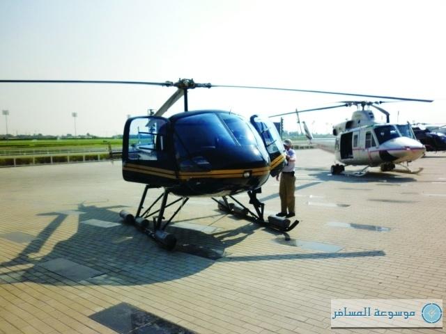 معرض دبي للمروحيات