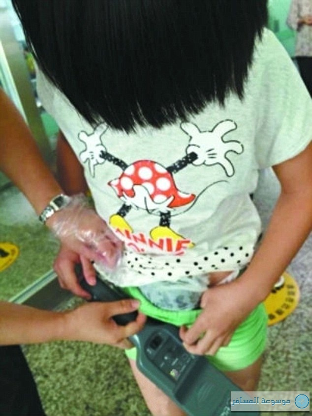 Chinese Lad Hides Turtle At Airport In His Underwear