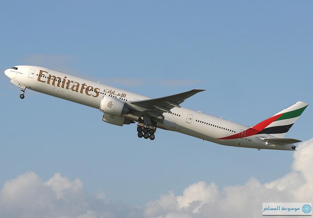 طيران الإمارات تشغل البوينغ 777 للعاصمة النيجيرية