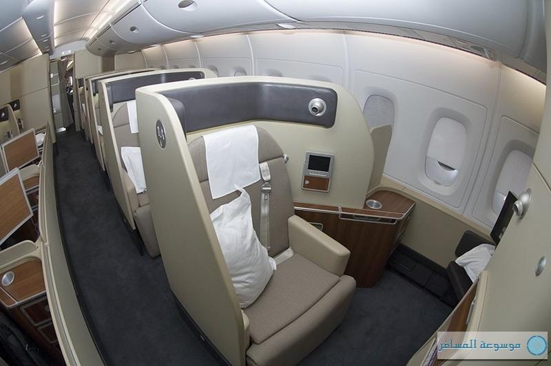 Qantas First Suites