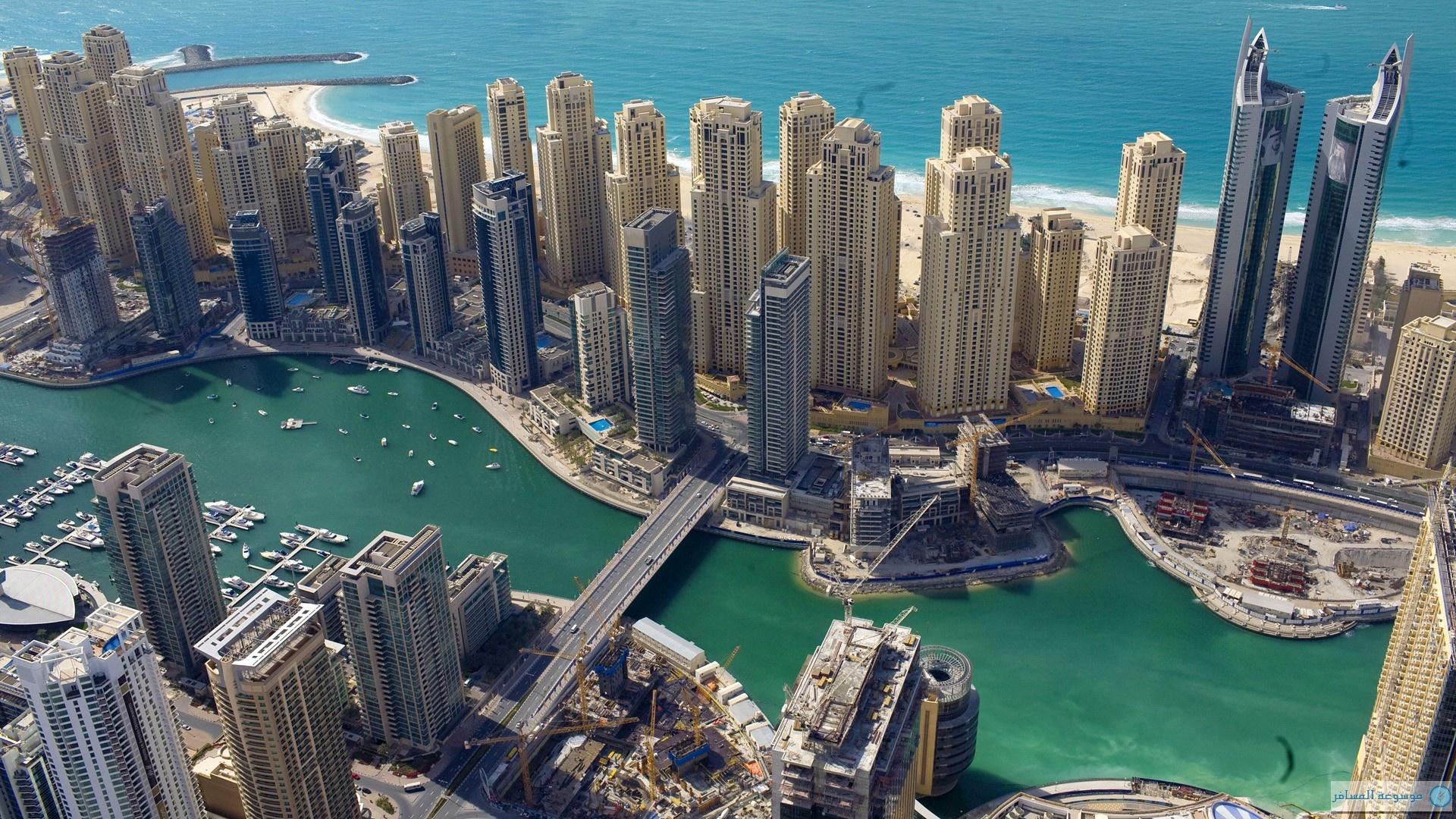 دبي أفضل مدينة للمهرجانات والفعاليات العالميّة