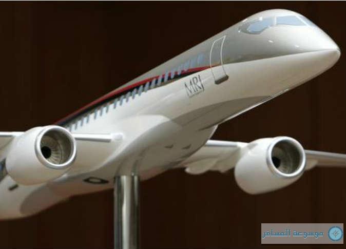 طائرة ركاب يابانية