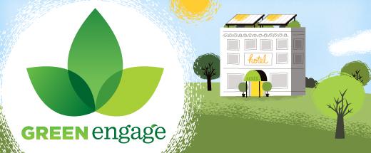 فنادق إنتركونتيننتال برنامج المشاركة الخضراء
