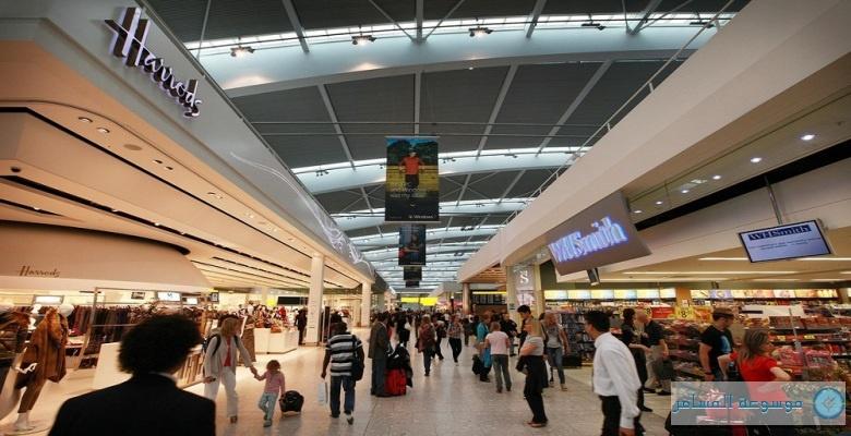 مطار هيثرو يكشف.. الإماراتيين أكثر من 20 ألف درهم خلال جولات التسوق في المطار