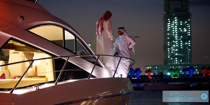 معرض قطر الدولي للقوارب
