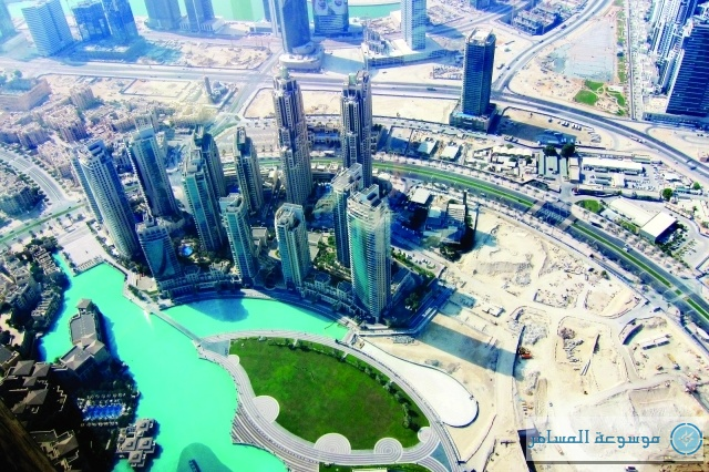 انطلاق أعمال البناء في دار الأوبرا وسط دبي