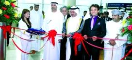 افتتاح معرض الفارس 2014 في مركز دبي الدولي للمؤتمرات والمعارض