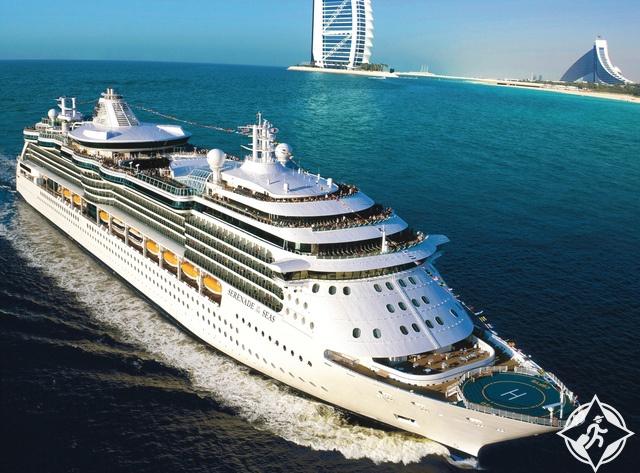 السياحة البحرية في دبي