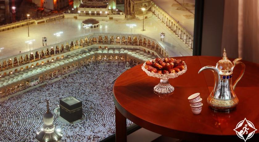 المروة ريحان أفضل فنادق مكة المكرمة