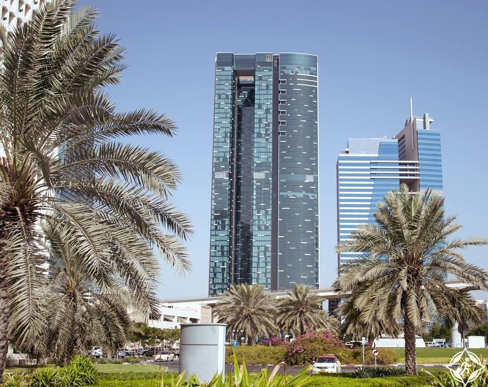 Sheraton Grand Hotel فندق شيراتون جراند دبي