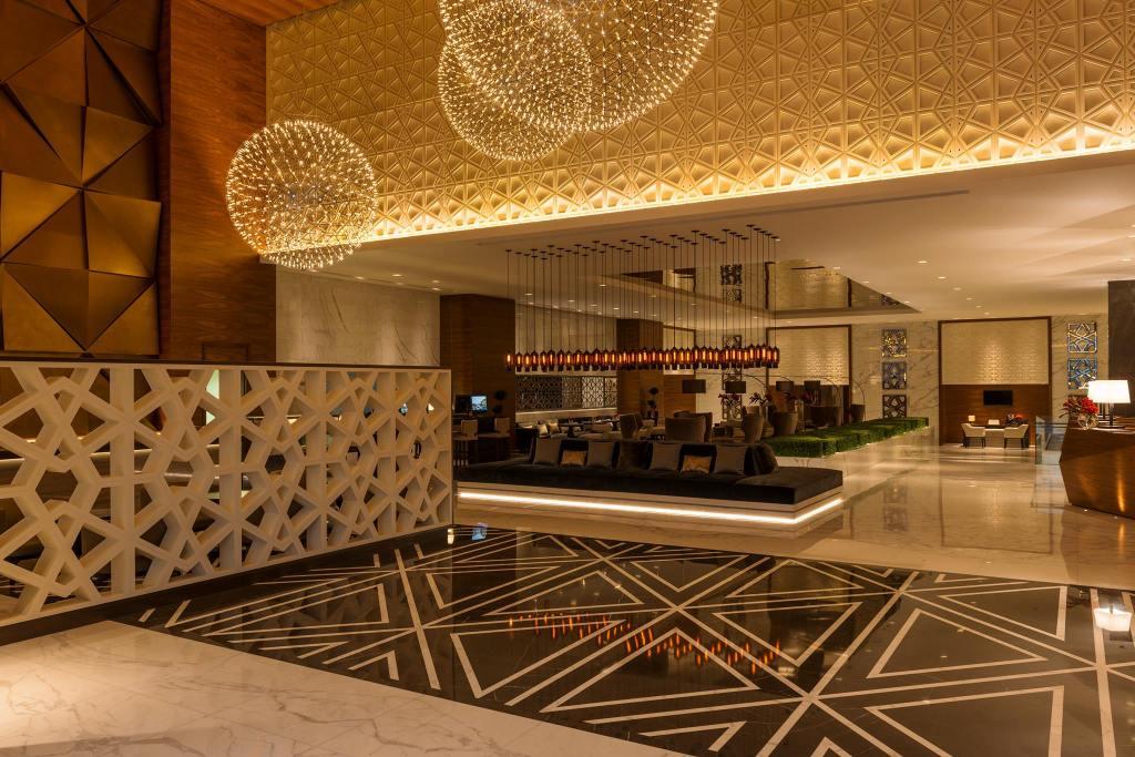Sheraton Grand Hotel فندق شيراتون جراند دبي (2)