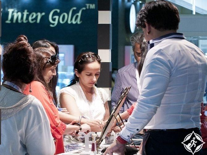 أسبوع دبي الدولي للمجوهرات