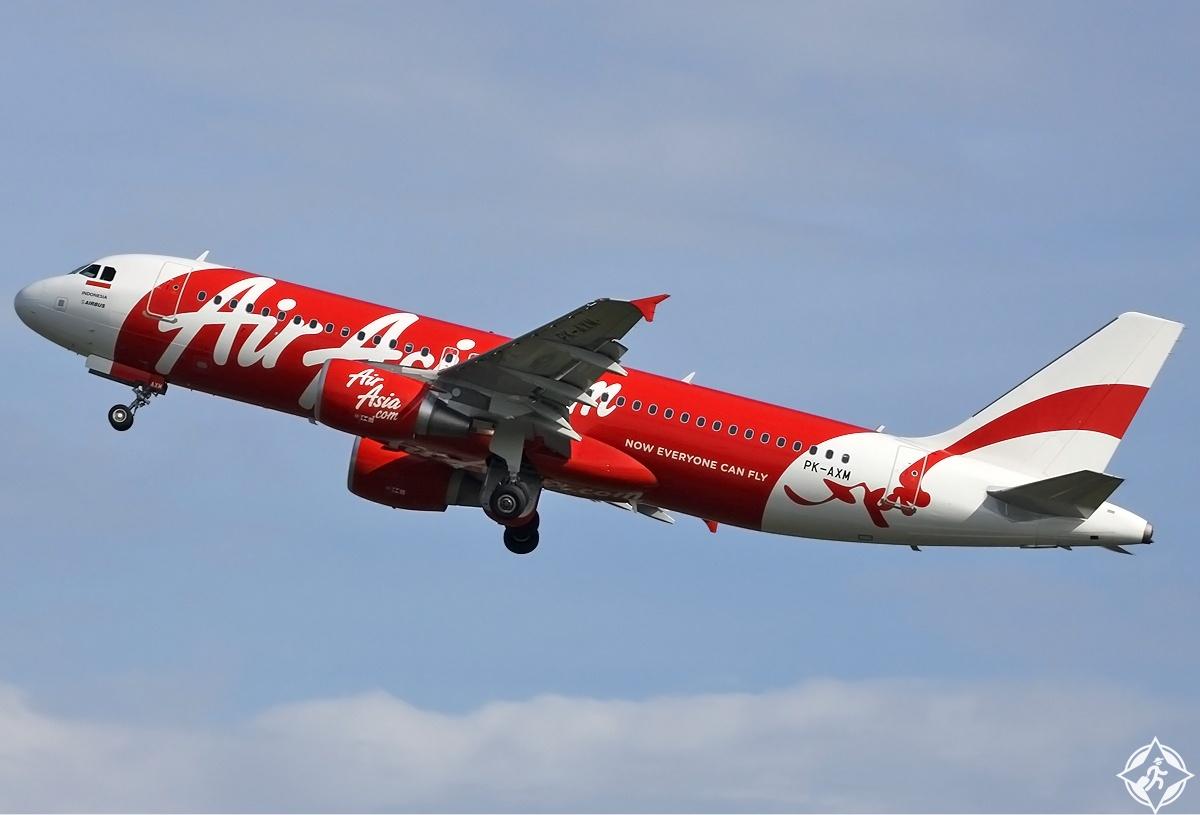 إير آيشا أندونيسيا طيران آسيا