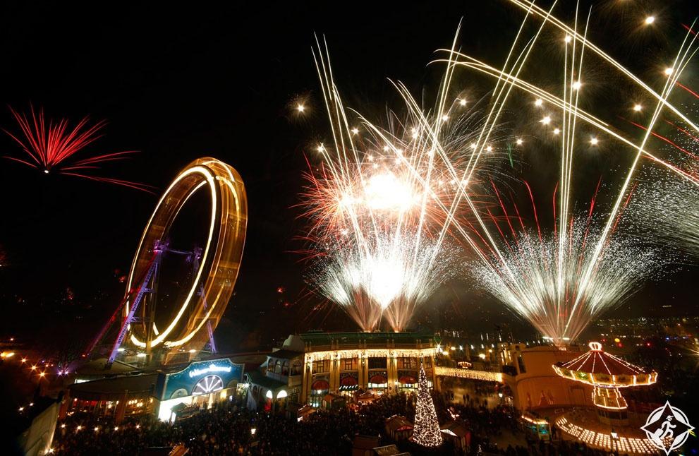 احتفالات ليلة رأس السنة الجديدة (5) فيينا - النمسا