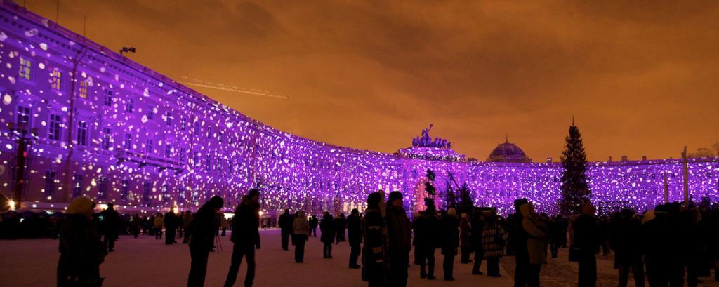 احتفالات ليلة رأس السنة الجديدة (9) سانت بيترسبرغ - روسيا