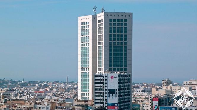 برجي الدار البيضاء التوأمين