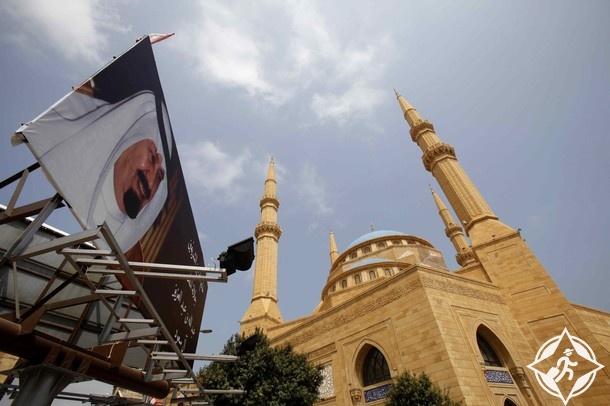مسجد سعودي