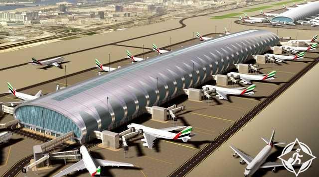 مطارات الإمارات .. مطار دبي
