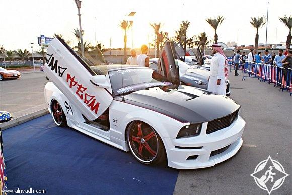 معرض السيارات السعودي