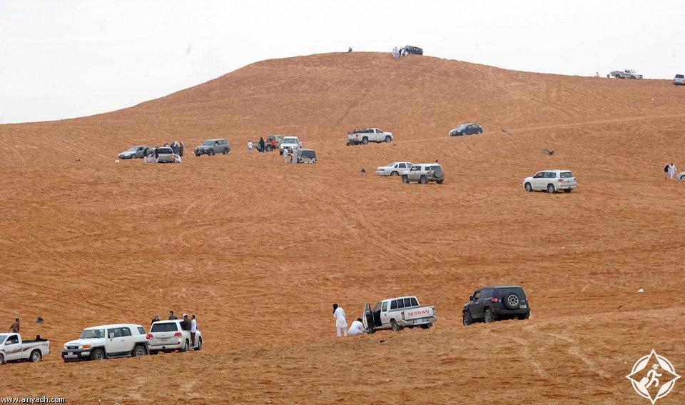 منتزه الثمامة الرياض