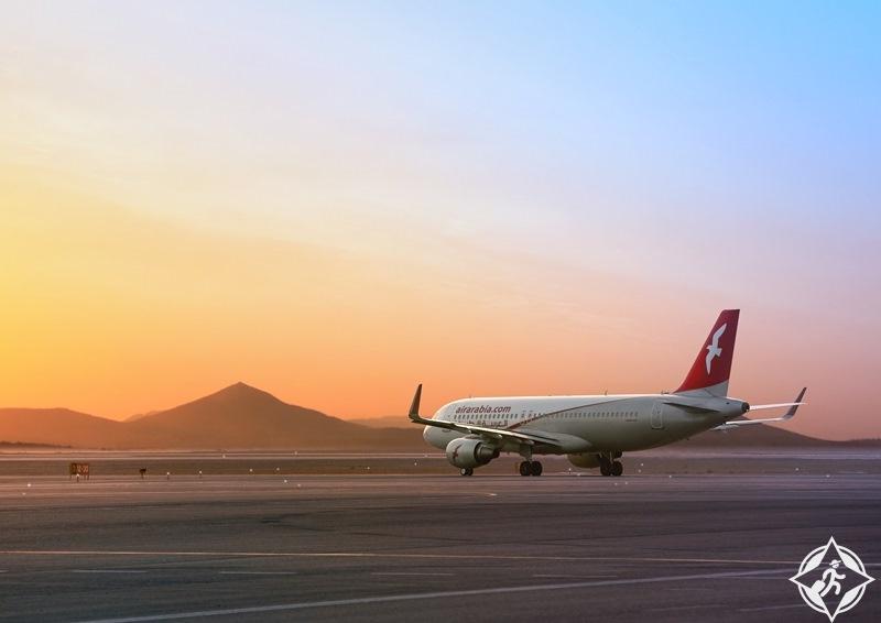 العربية للطيران رحلات إلى الصين
