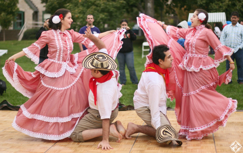 مهرجان الفن اللاتيني