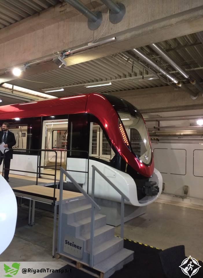 صور جديدة مترو الرياض