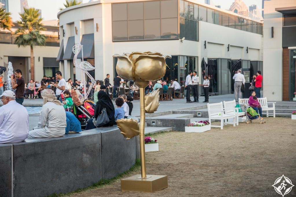 جائزة عروض سيتي وولك دبي