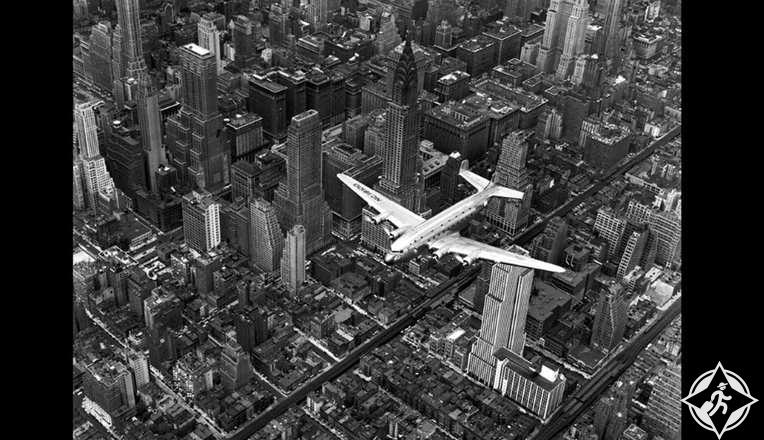 مدينة نيويورك خلال 100 عام.
